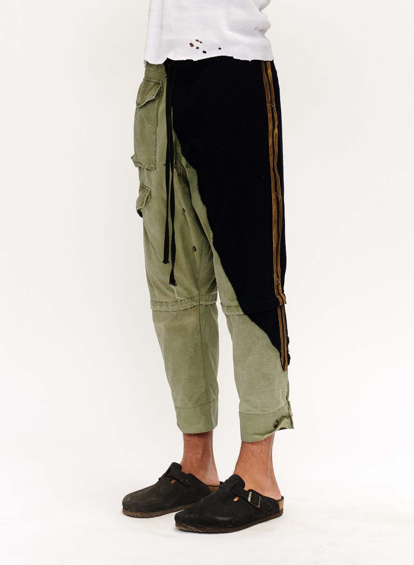 ARMY JACKET / OFFICER 50-50 LOUNGE PANT