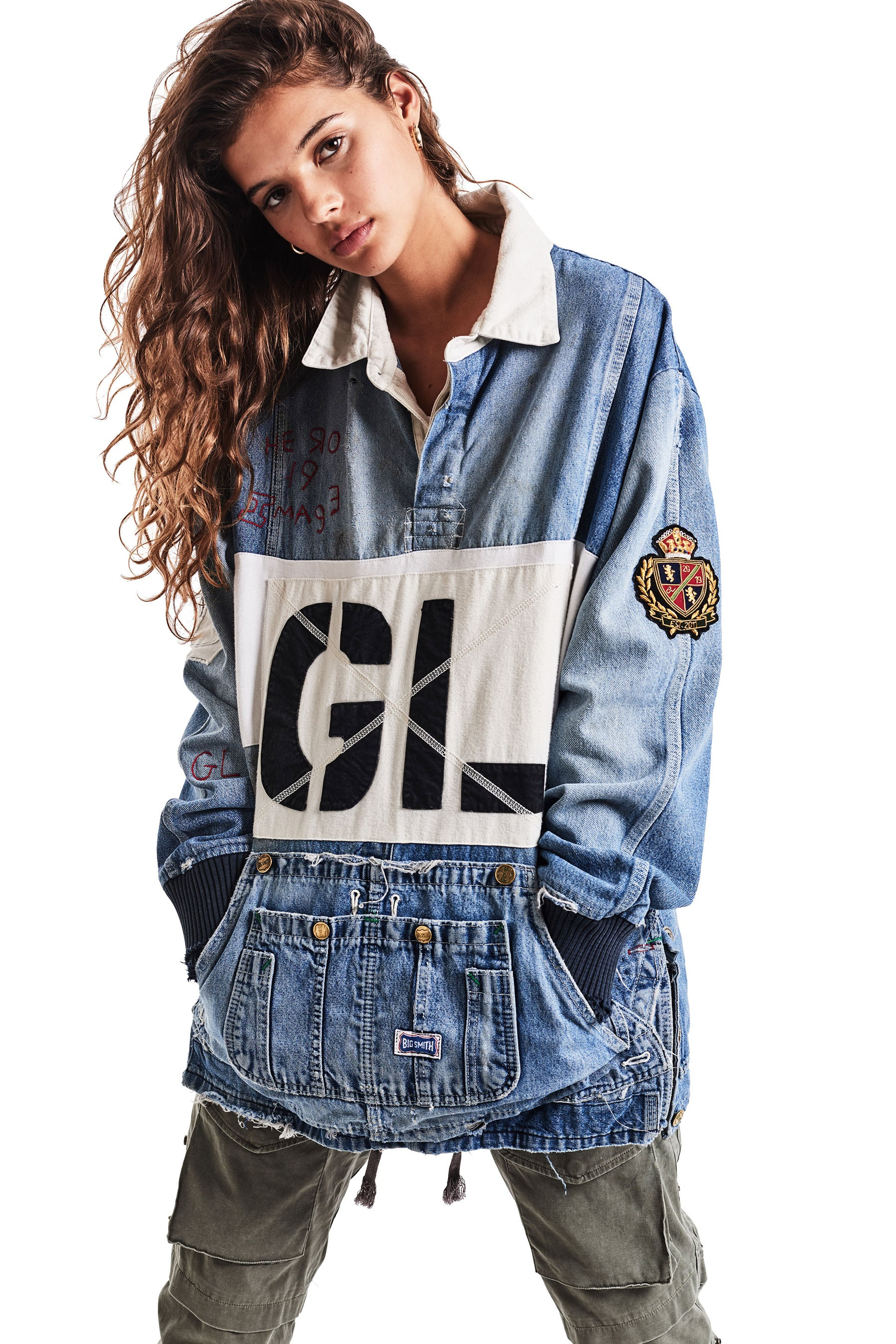 DENIM GL RUGBY