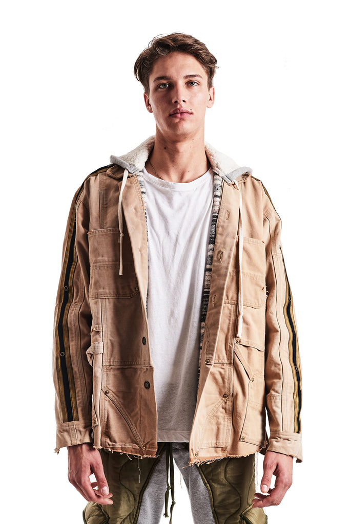 CANVAS ROYAL WORK JACKET