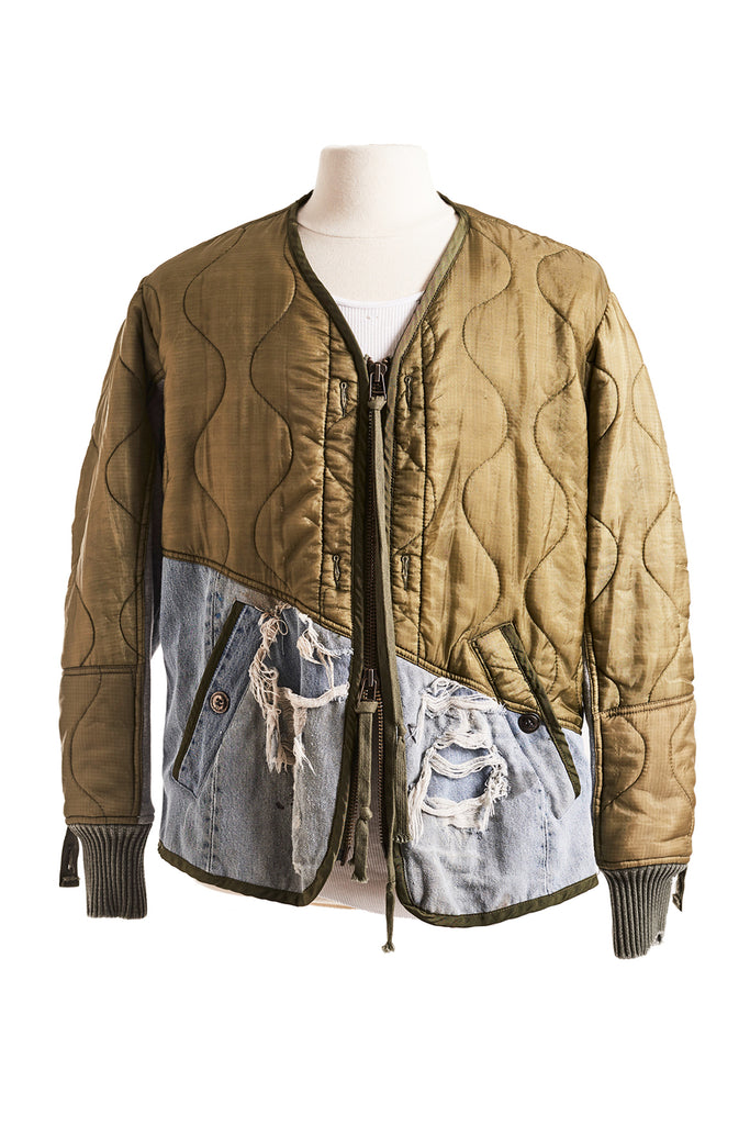 50/50 MODERN FLIGHT JACKET