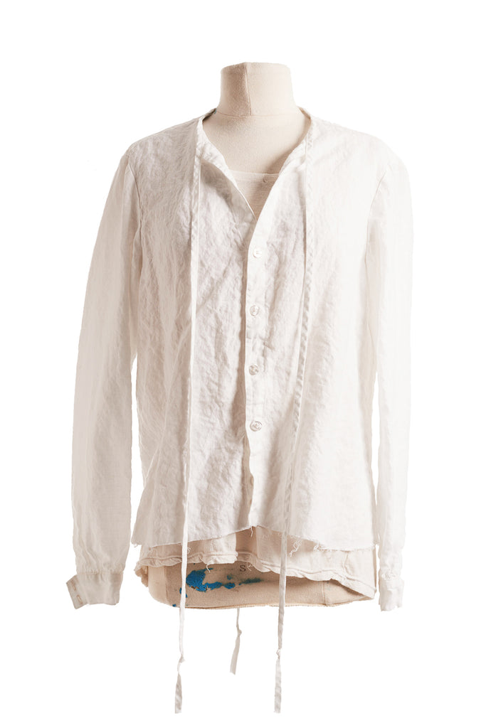 BOHO BLOUSE (WHITE)