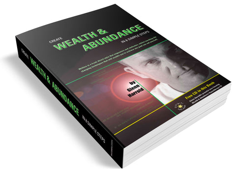 Create Wealth & Abundance Book & CD