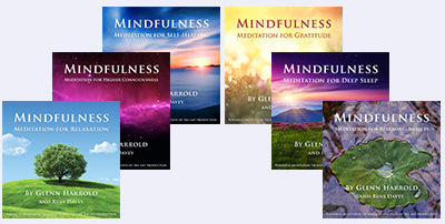 Mindfulness Meditation MP3 Download Offer