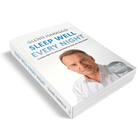 Sleep Well Every Night - Book & CD