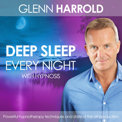 Deep Sleep Every Night - Hypnosis MP3 Download by Glenn Harrold
