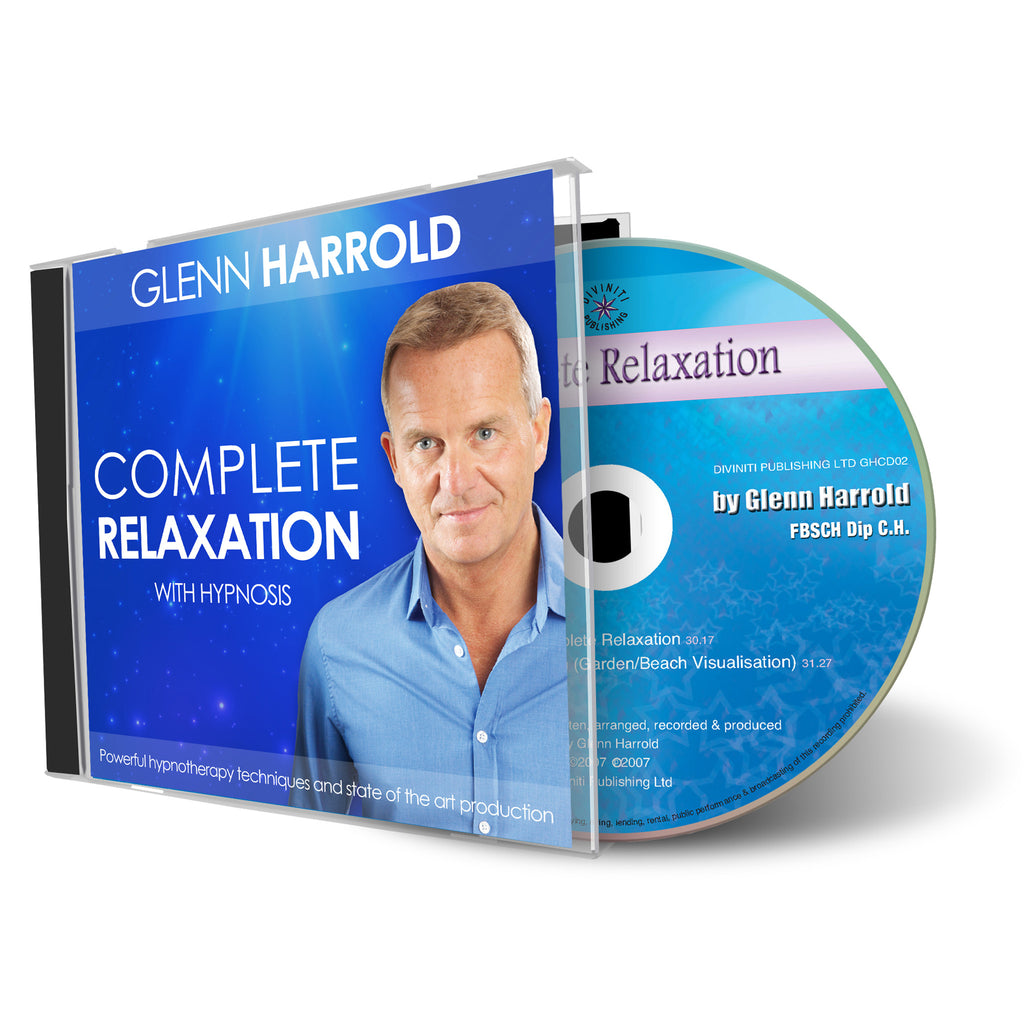 Complete Relaxation - CD