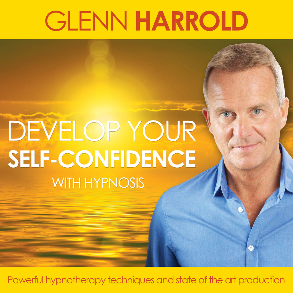 Hypnosis CD and MP3 Downloads by Glenn Harrold  – Tagged