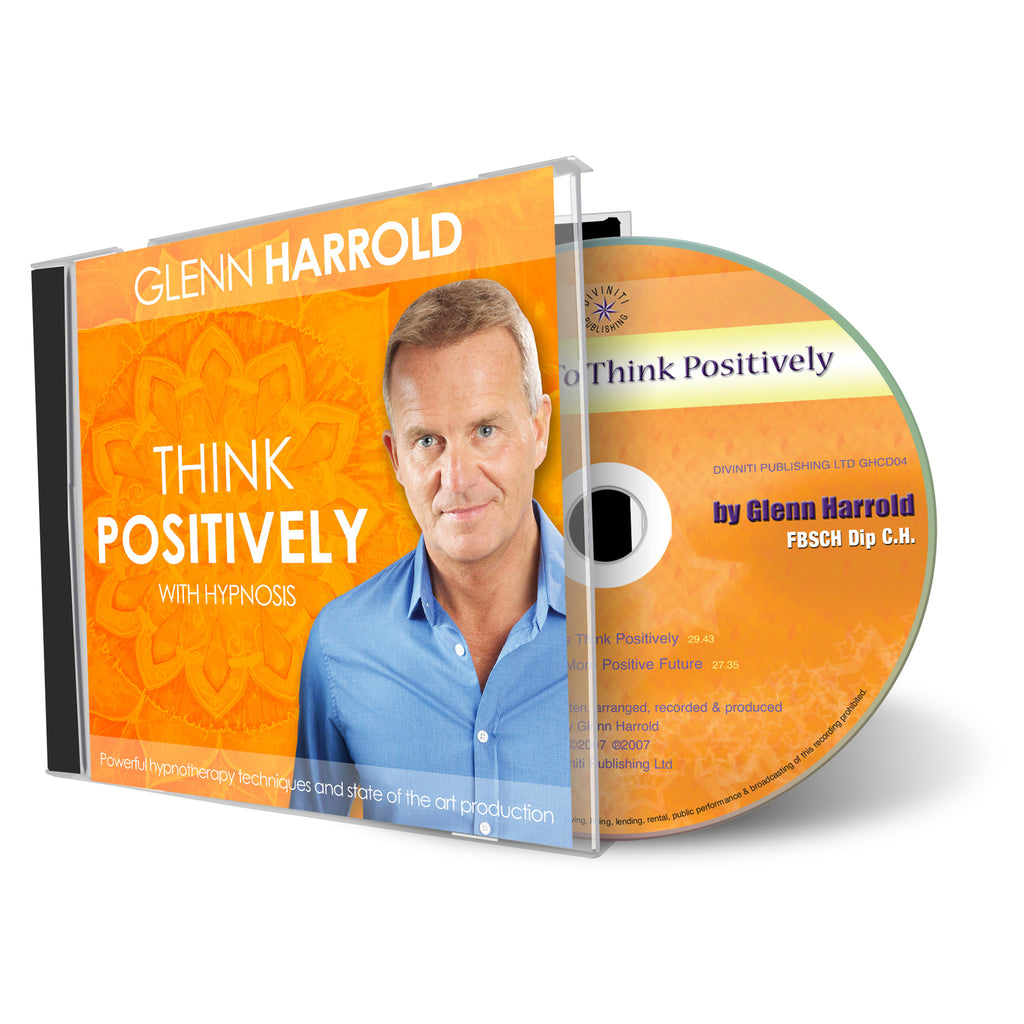 Learn How To Think Positively CD