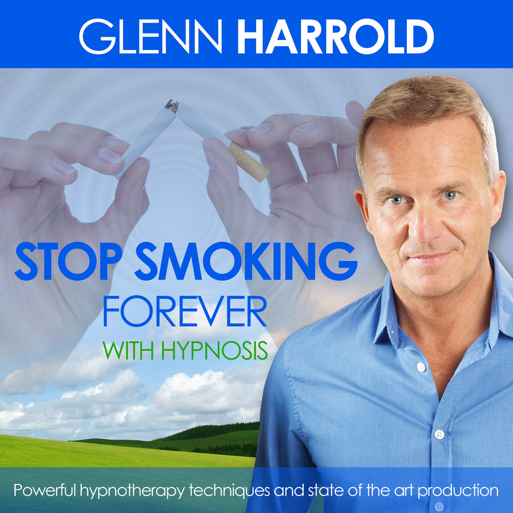 Stop Smoking Hypnosis MP3 by Glenn Harrold