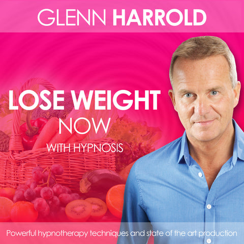 Lose Weight Now! Hypnosis MP3 by Glenn Harrold