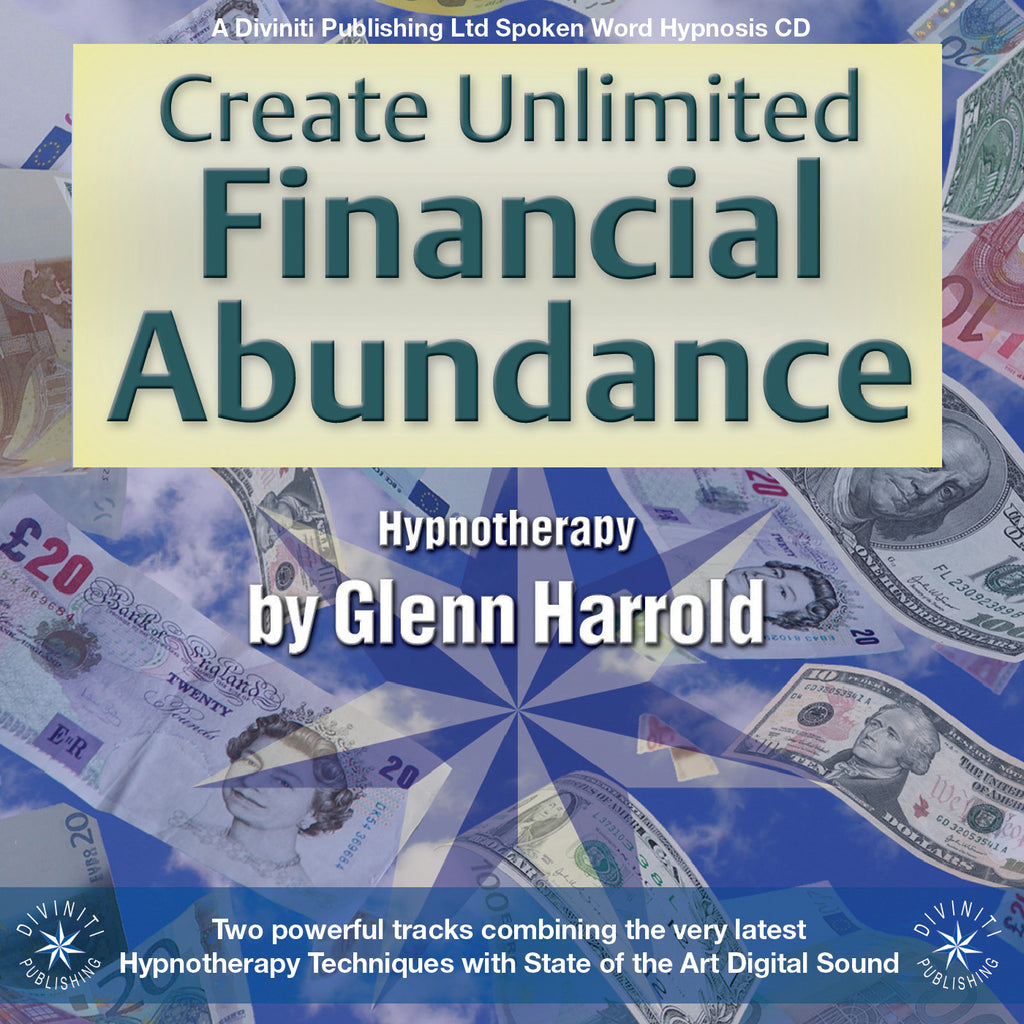Create Financial Abundance - Hypnosis MP3 Download