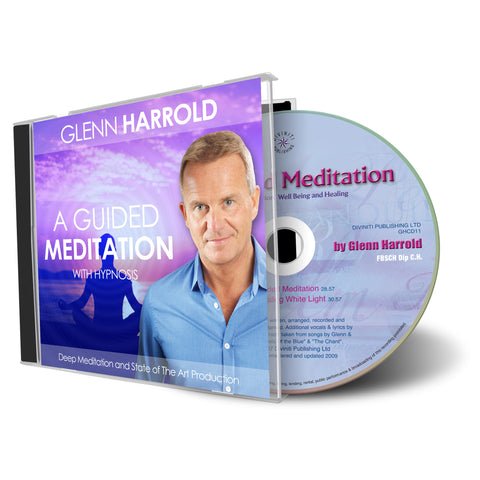A Guided Meditation - CD by Glenn Harrold
