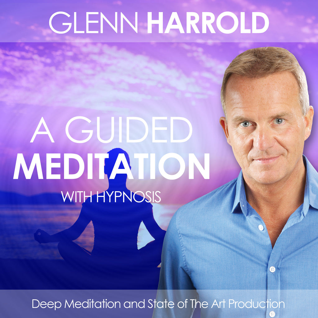 A Guided Meditation - MP3 Download by Glenn Harrold