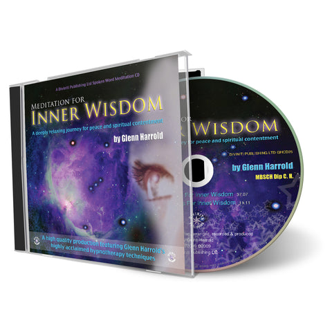 Meditation For Inner Wisdom CD