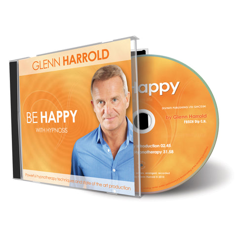 Be Happy - Hypnosis CD by Glenn Harrold