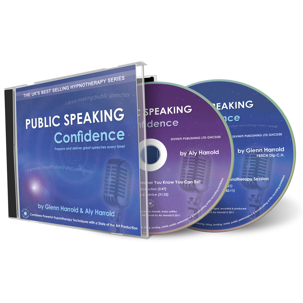 Public Speaking Confidence - CD