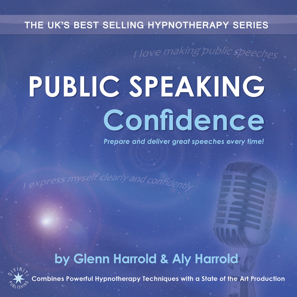 Public Speaking Confidence - MP3 Download
