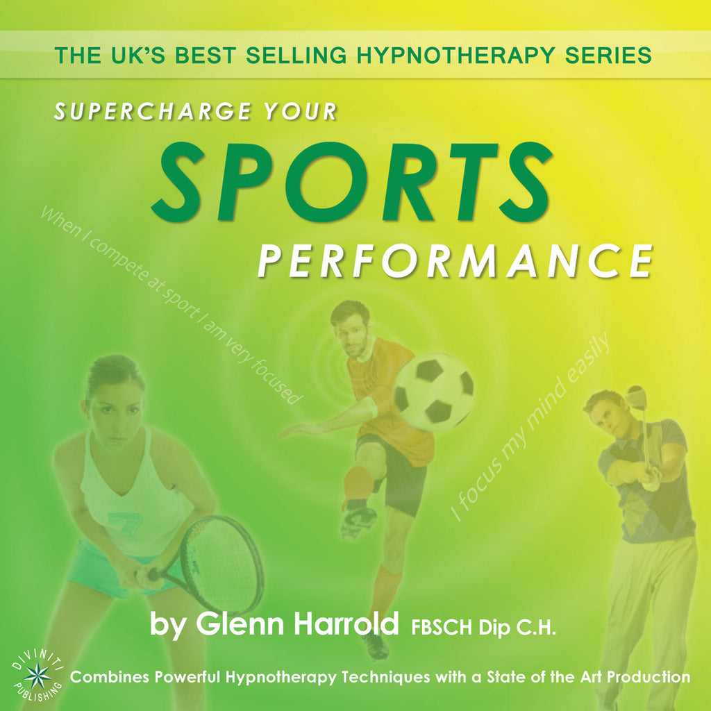 Supercharge Your Sports Performance MP3 Download