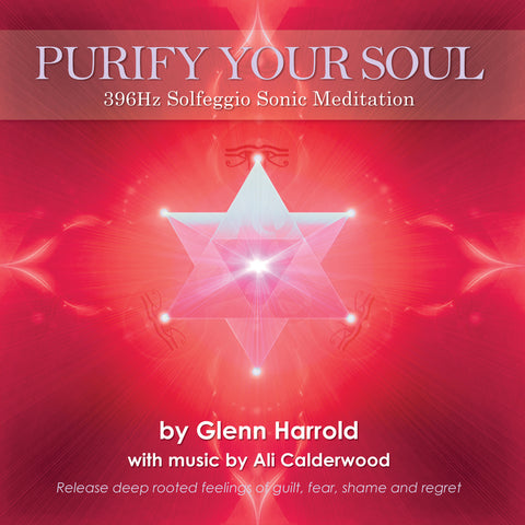 396Hz Solfeggio Meditation - MP3 Download