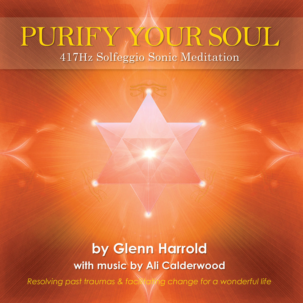 417Hz Solfeggio Meditation - MP3 Download