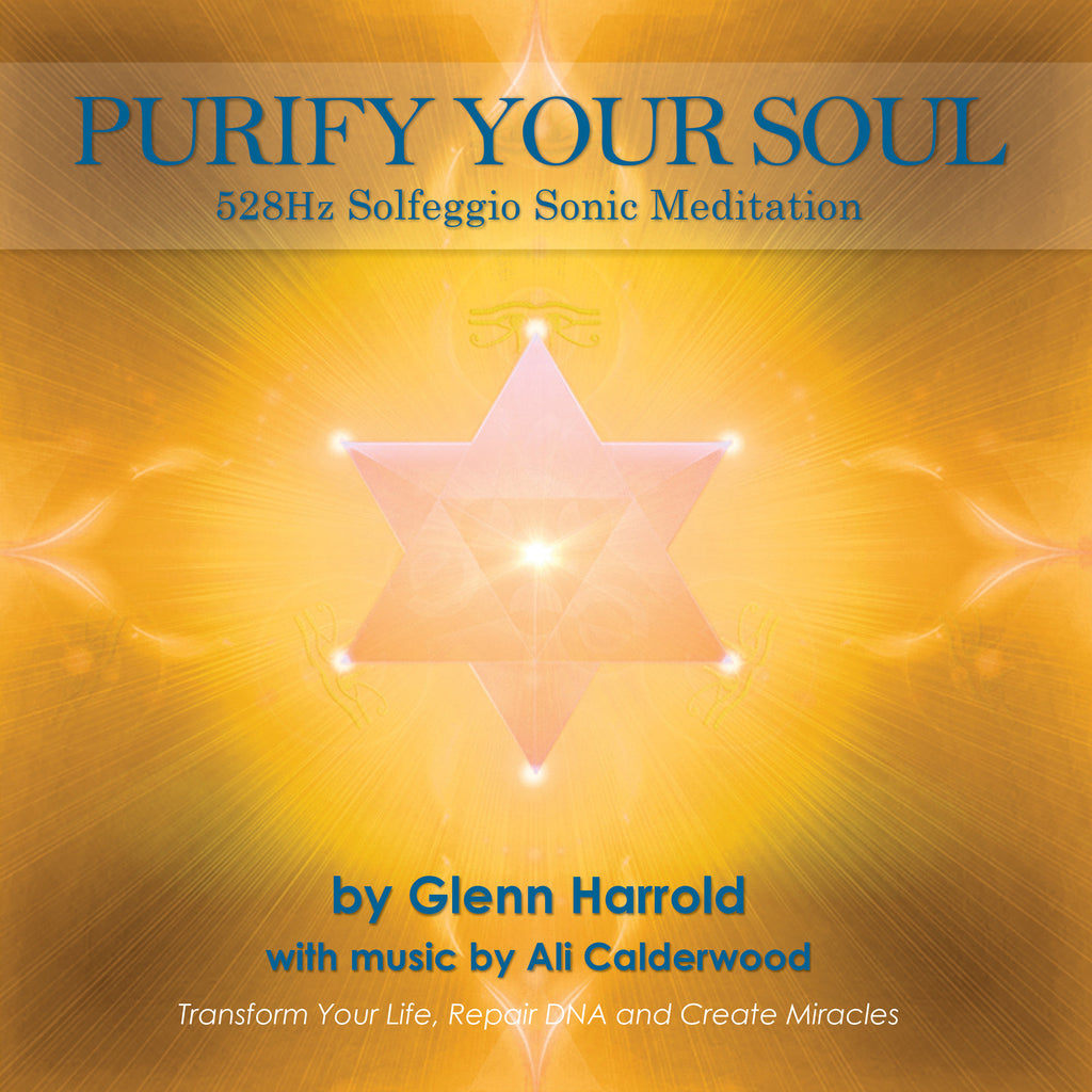 528Hz Solfeggio Meditation - MP3 Download