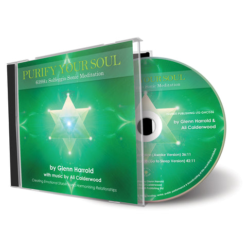 639Hz Solfeggio Meditation - CD