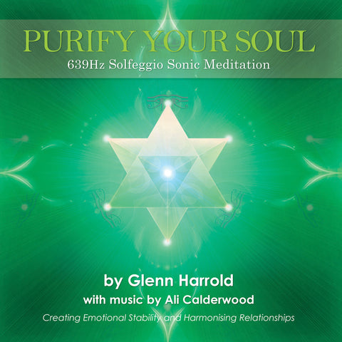 639Hz Solfeggio Meditation - MP3 Download