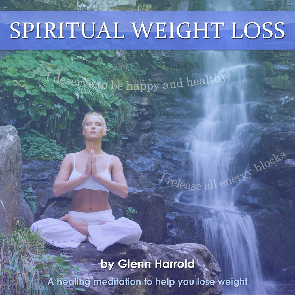 Spiritual Weight Loss Hypnosis MP3 Download by Glenn ...