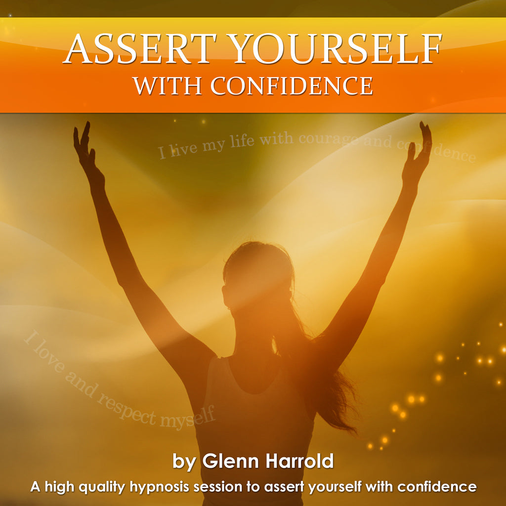 Assert Yourself With Confidence - MP3 Download