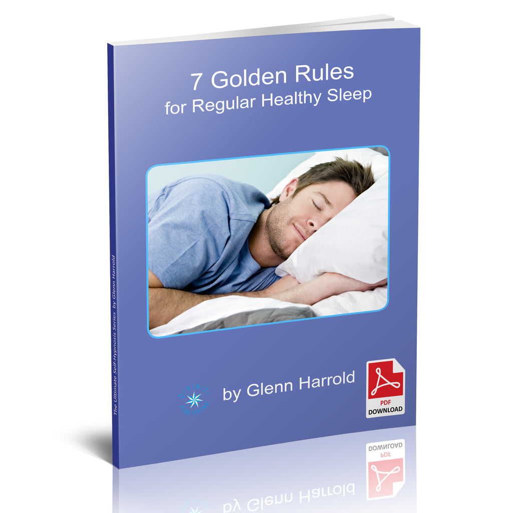 The 7 Golden Sleep Rules - eBook by Glenn Harrold
