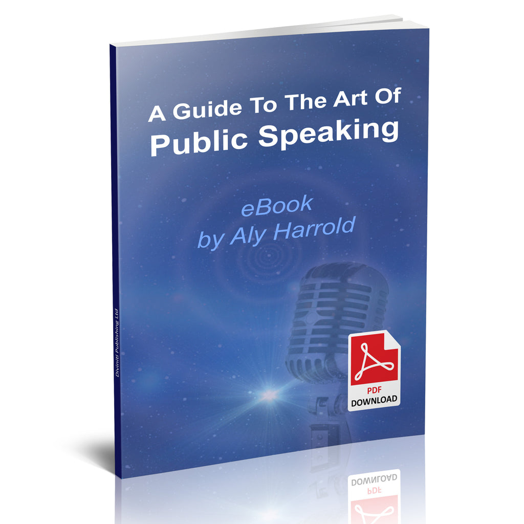 A Guide To The Art Of Public Speaking - eBook