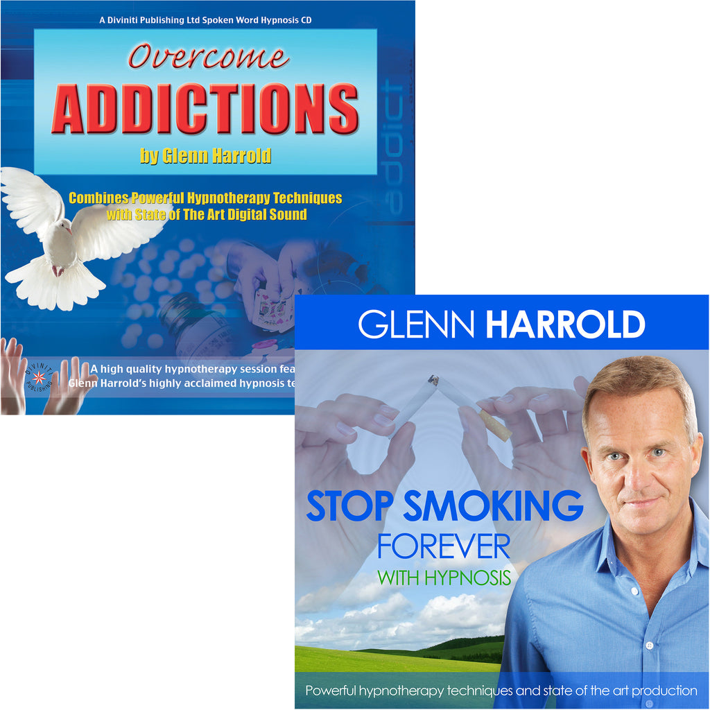 Stop Smoking Forever & Overcome Addictions MP3s