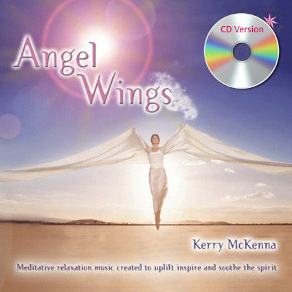 Angel Wings - Kerry McKenna - CD