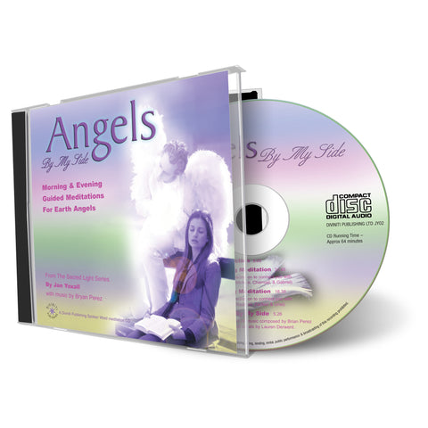 Angels By My Side - Jan Yoxall - CD