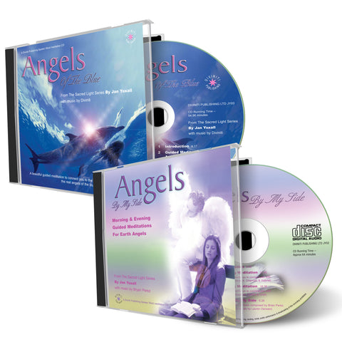 Angel Meditations - Jan Yoxall Double CD Bundle