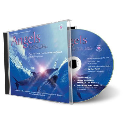 Angels Of The Blue - Jan Yoxall - CD
