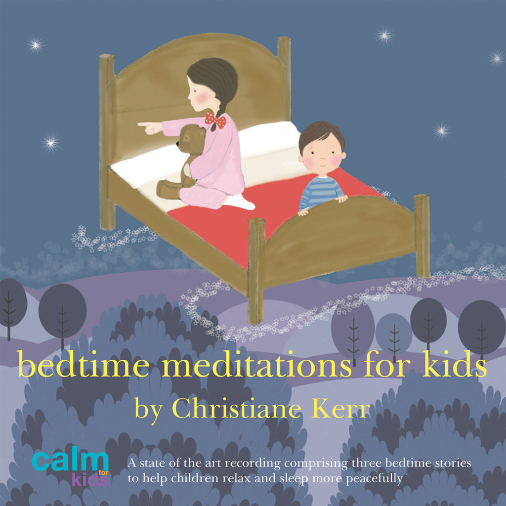 Bedtime Meditations For Kids - MP3 Download