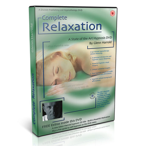 Complete Relaxation - Hypnosis DVD
