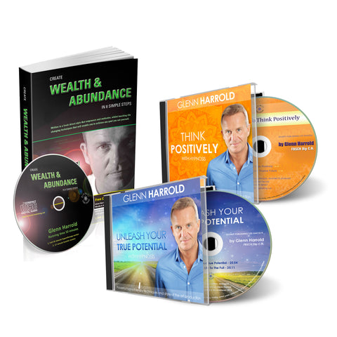 Create Success & Abundance - Book & CD Bundle