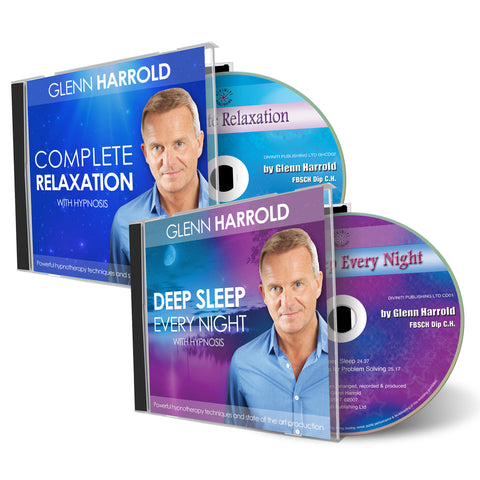 Complete Relaxation & Deep Sleep Every Night CD