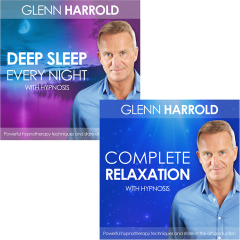 Complete Relaxation & Deep Sleep Every Night MP3s