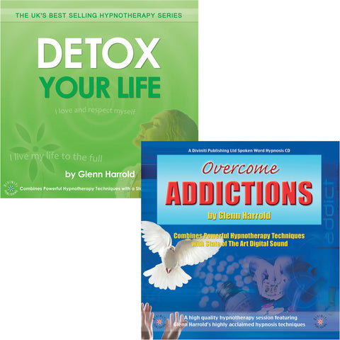 Detox Your Life & Overcome Addictions MP3s