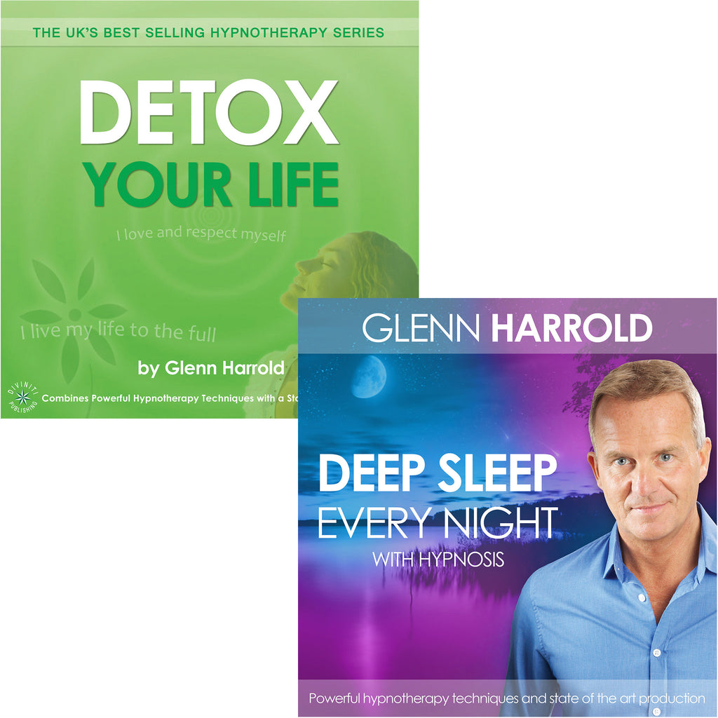 Deep Sleep Every Night & Detox Your Life MP3s