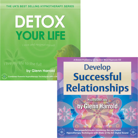 Detox Your Life & Develop Successful Relationships MP3s