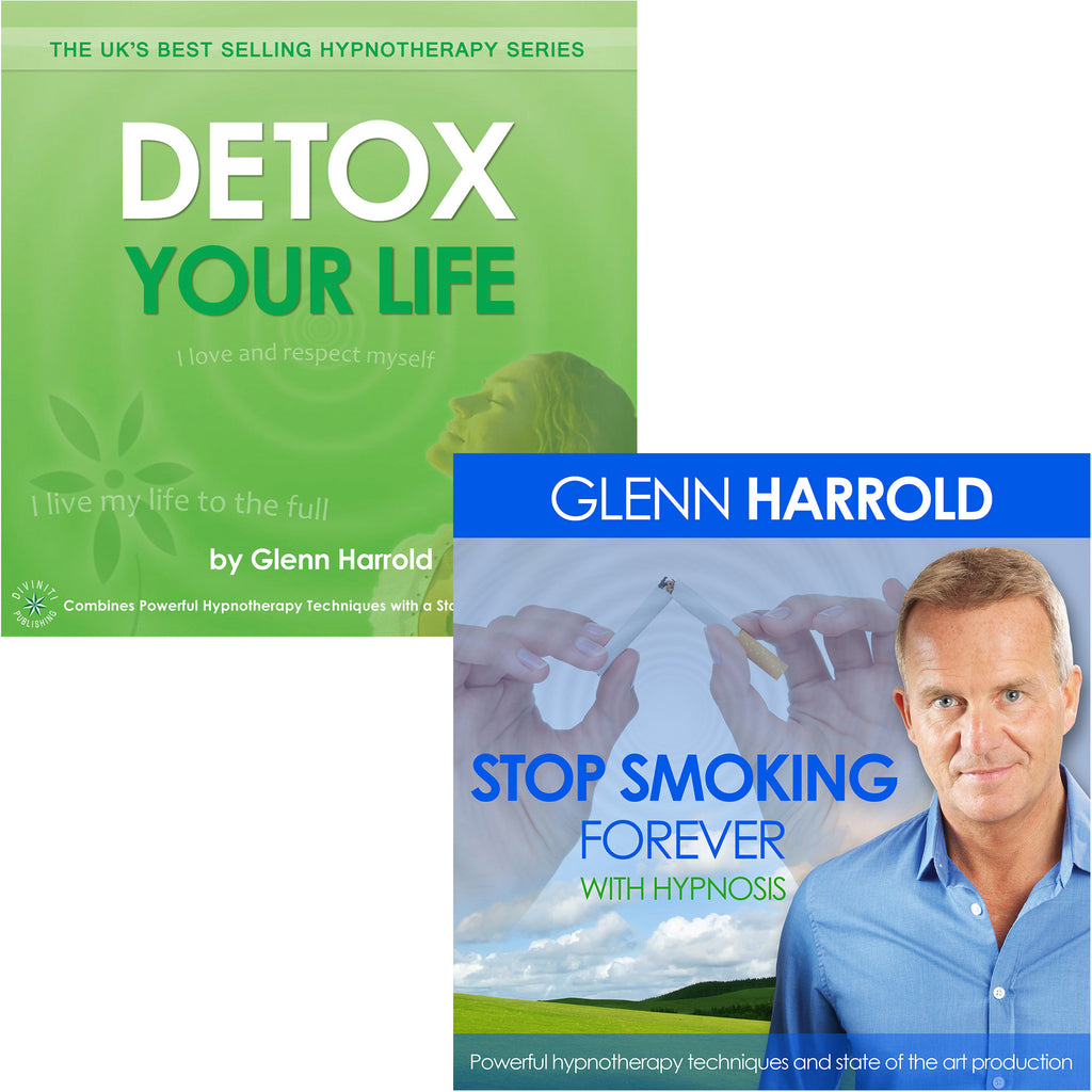 Stop Smoking Forever & Detox Your Life MP3s