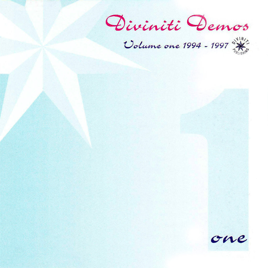 Diviniti Demos Vol. 1 - Glenn & Aly Harrold - CD