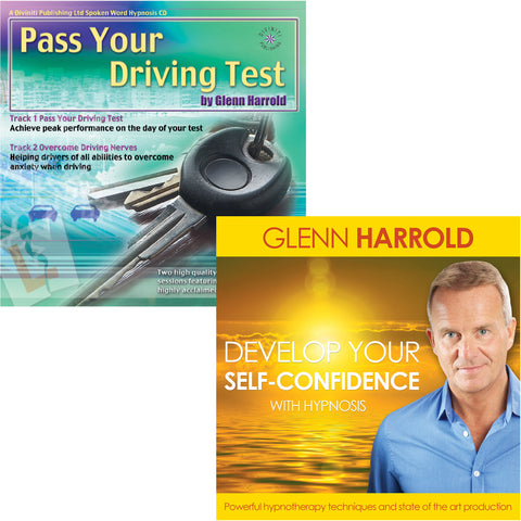 Develop Your Self Confidence & Pass Your Driving Test MP3s