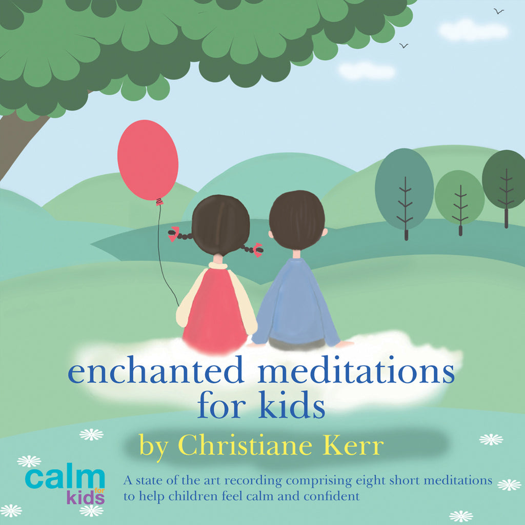 Enchanted Meditations for Kids - MP3 Download