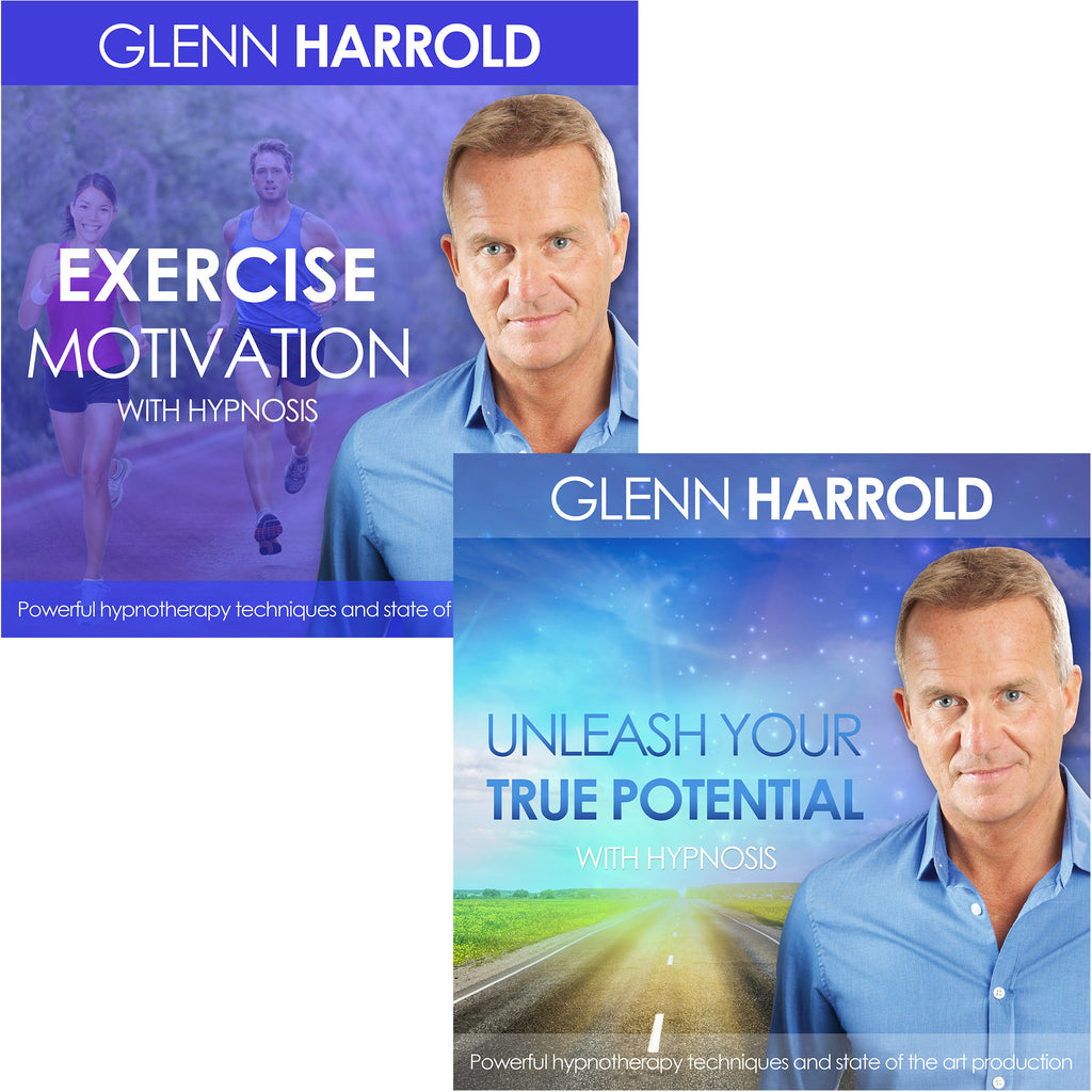 Exercise and Fitness Motivation & Unleash Your Potential MP3s