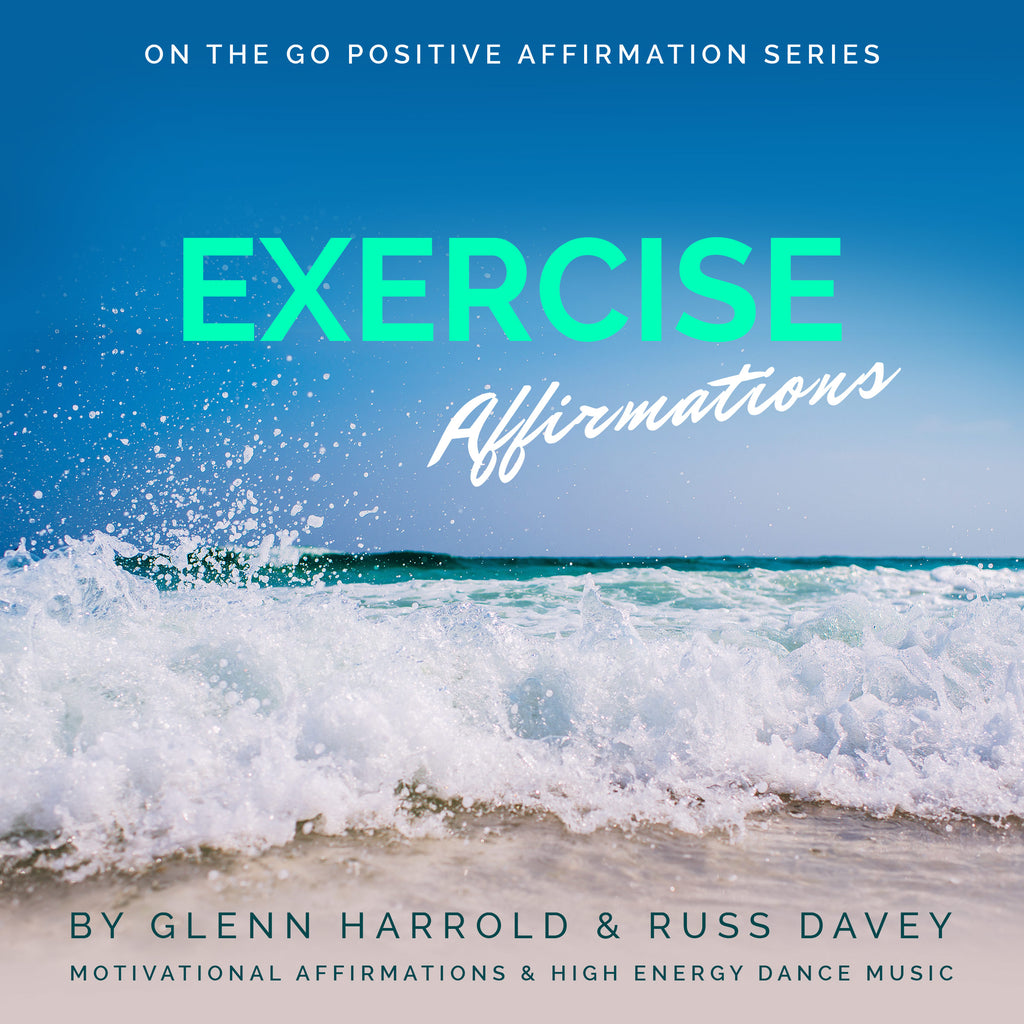 Exercise Motivation Affirmations - MP3 Download